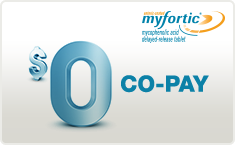 myfortic Prescription Savings Card